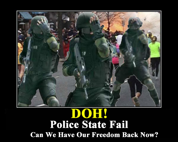 Police State Fail