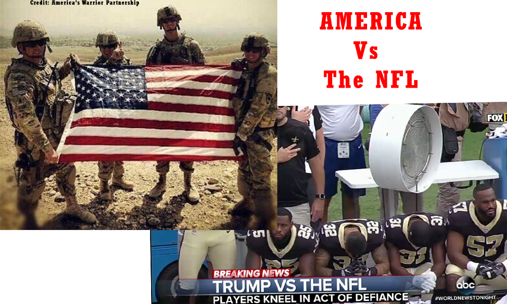Boycott the Criminal Organization NFL
