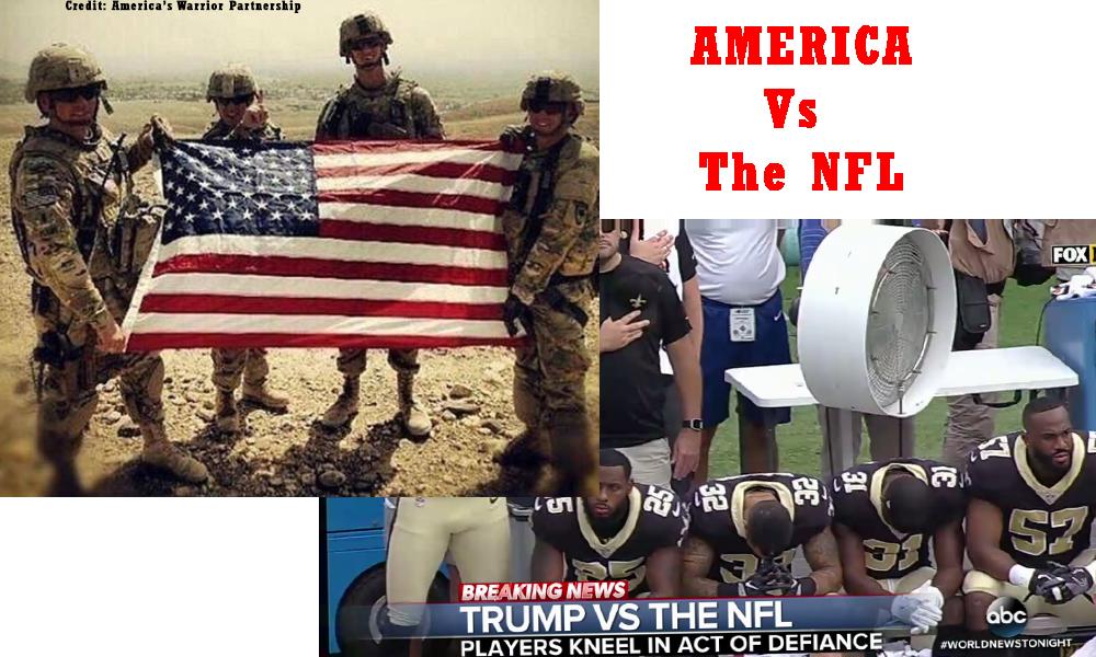 Boycott the Criminal Organization NFL